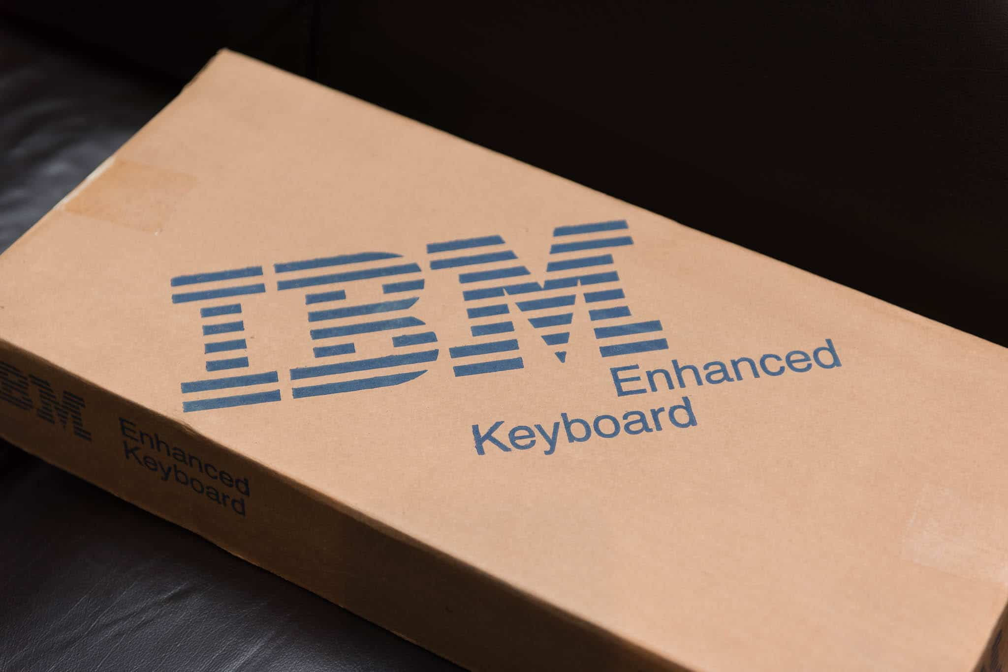 Unboxed: A brand spanking new IBM Model M Keyboard